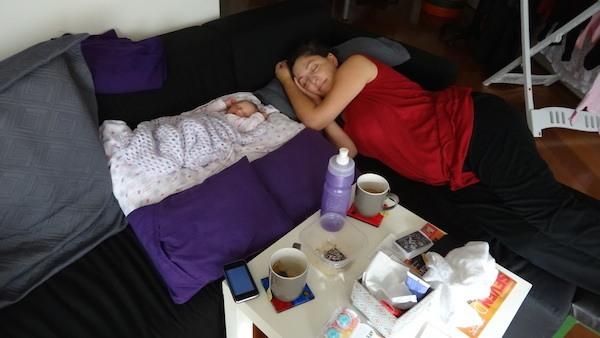 Getting Our Beauty Sleep