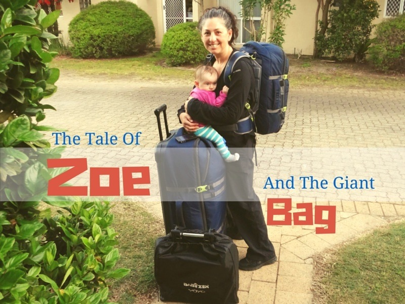 The Tale of Zoe And The Giant Bag