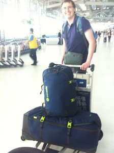 Andrew And Pacsade EXP34 And VentureSafe 45L Bags