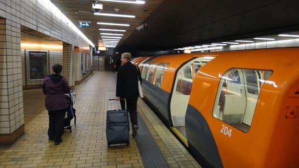 The Itzy Bitzy Glasgow Subway