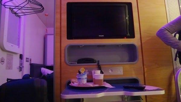 London Heathrow - Yotel Accommodation
