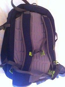 Pacsafe Venturesafe 45L GII Travel Backpack Shoulder Straps And Waist Belt