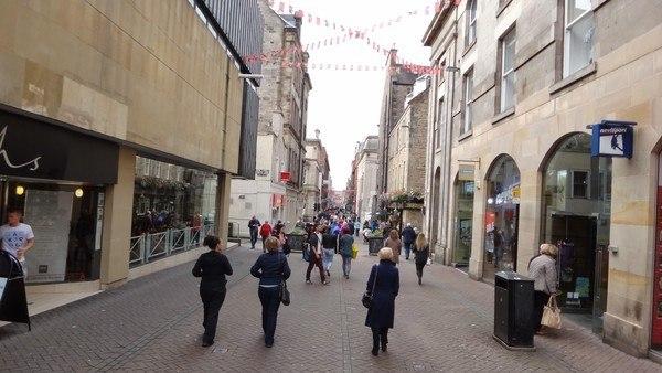 Rose St Edinburgh