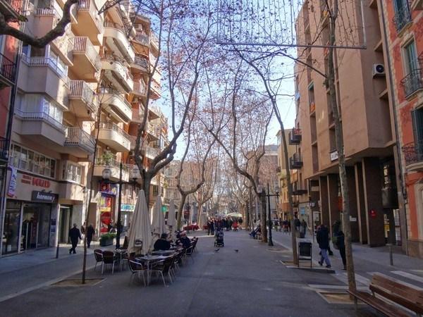 Poblenou street