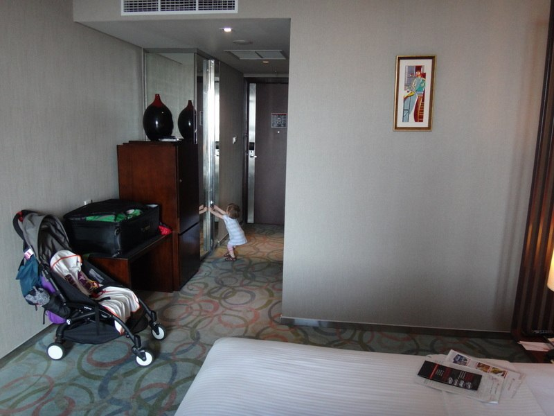 Grand Swiss-Belhotel Medan room just arrived