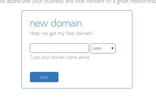 create a travel blog 3 choose domain