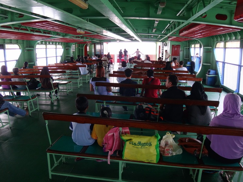 Penang Butterworth ferry