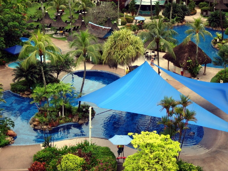 Take a Beach Vacation: Golden Sands Resort in Penang Review