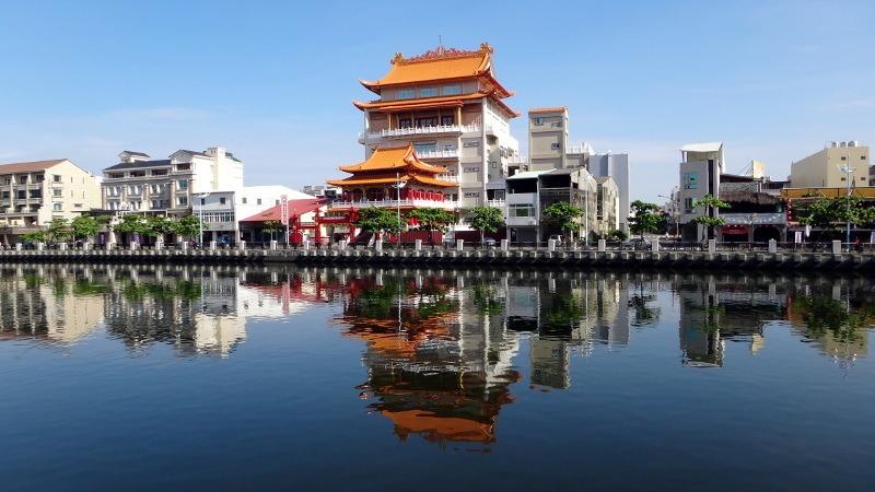 tainan canal taiwan