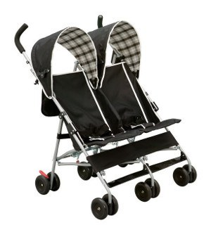 Delta Children City Street Side by Side Stroller review