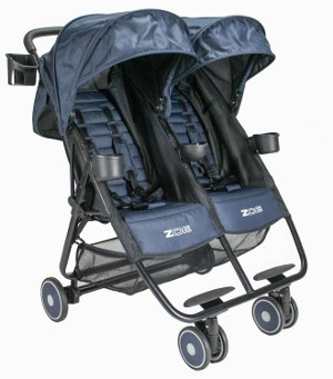 ZOE XL2 BEST Xtra Lightweight Double Stroller Review