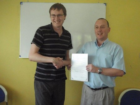 TEFL certificate Thailand