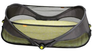 BRICA Fold N Go Travel Bassinet review
