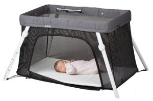 Guava Family Lotus Travel Crib and Portable Baby Playard review