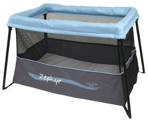 Valco Baby Zephyr Travel Crib review