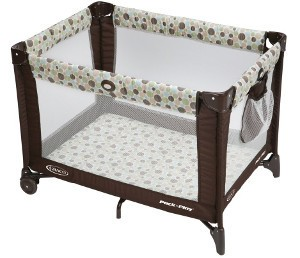 portable playpen pac play review