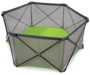 summer infant Pop n Play Portable Playard review