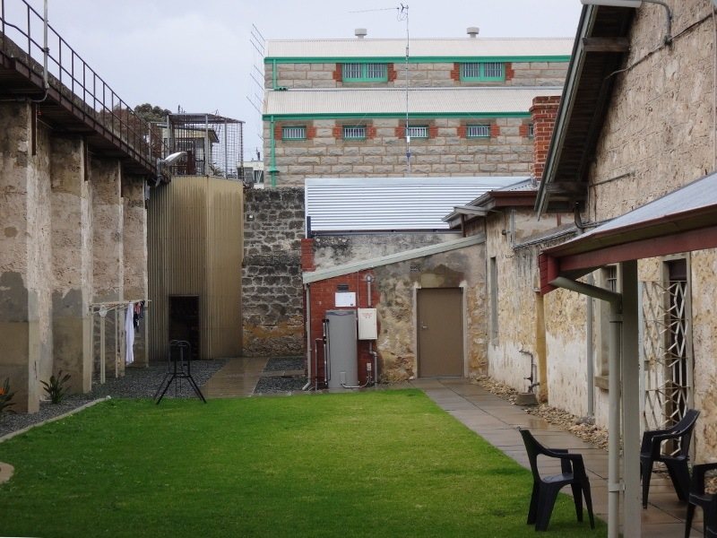 Fremantle Prison YHA Review
