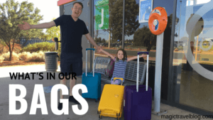 What's In Our Bags